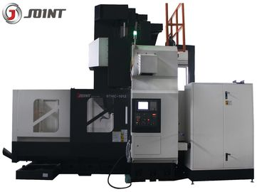 CNC 4 Axis VMC Double Column Machining Center BTMC-1012 8000rpm Rotation Speed